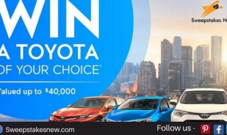 Toyota Hiring Our Heroes Sweepstakes