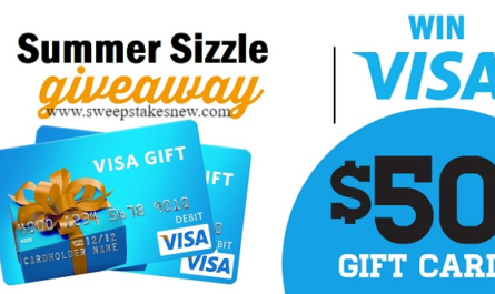 Add a Little Sizzle to Your Summer Sweepstakes