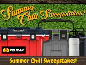 The Pelican Store Summer Chill Sweepstakes