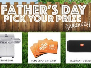 Father's Day Pick Your Prize Giveaway – Win Gift Card