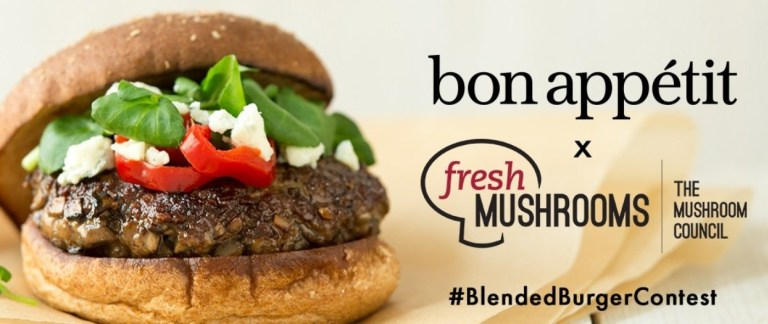 Bon Appetit Blended Burger Contests
