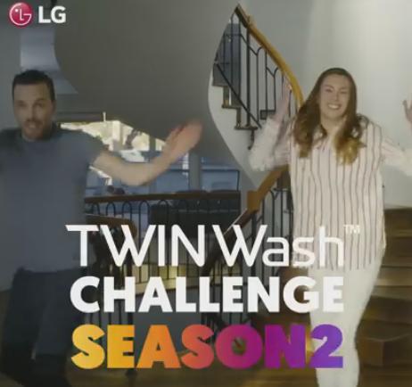 LG India TwinWash Dance Challenge – Win LG TWINWash Washing Machine