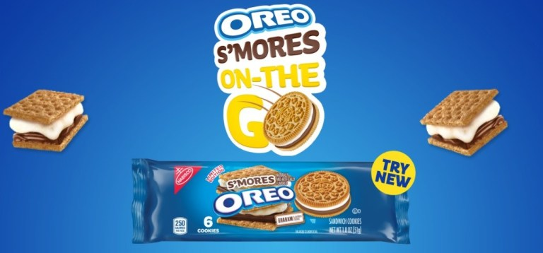 OREO Smores On The Go Sweepstakes – Win $500 Gift Card
