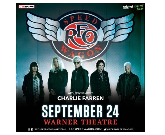 REO Speedwagon Tickets Sweepstakes 2019 – Win Tickets