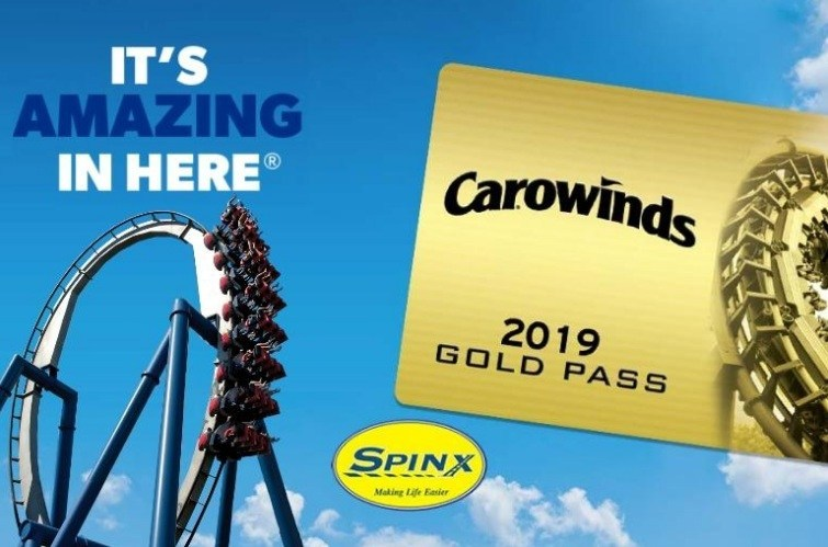 Register To Win A Road Trip To Carowinds Contest – Win A Pair Of Tickets