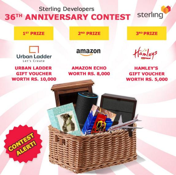 Sterling Developers 36th Anniversary Contest