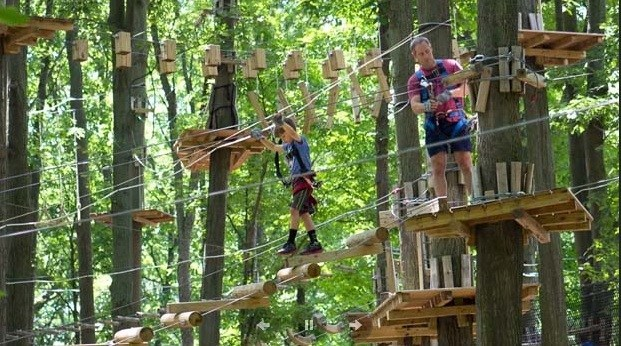 TreeRunner Adventure Park WB Tickets Contest – Chance To Win Tickets