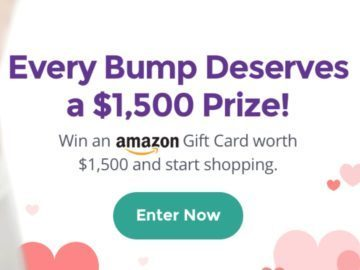What To Expect Amazon Card Giveaway – Win A Gift