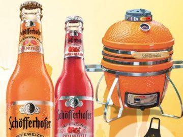 Schofferhofer Grapefruit Grillin & Chillin