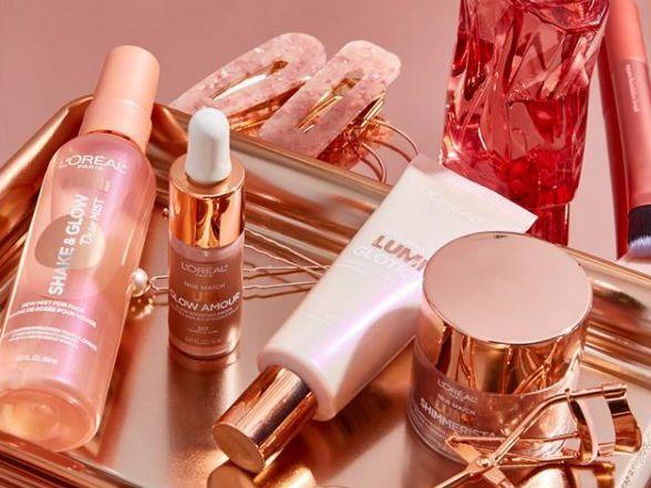 Makeup.com X L'Oréal Paris Lumi Glow