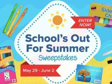 Bostitch School's Out for Summer