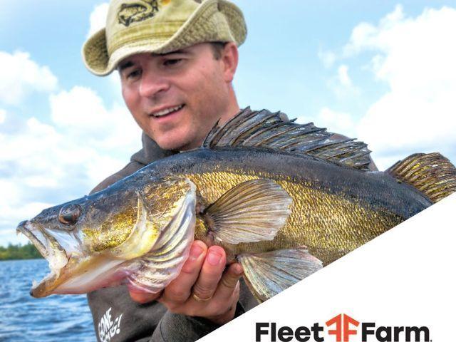 Fleet Farm Angling Buzz Fishing
