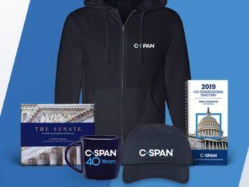 C-SPAN Store Spring
