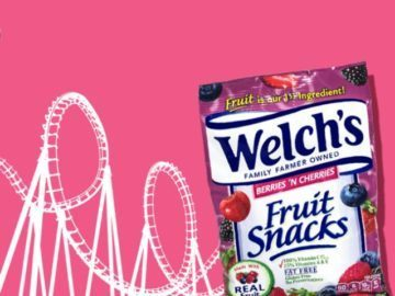 Welch's Fruit Snacks Six Flags