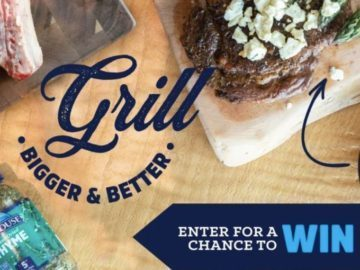 Litehouse Grill Bigger & Better Sweepstakes