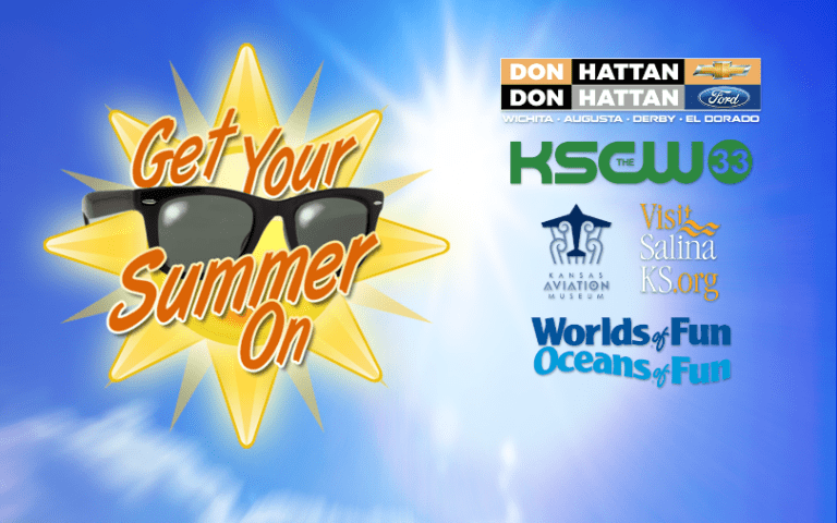 KSCW Get Your Summer On Giveaway – Win Four Tickets