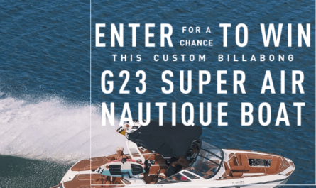 Billabong Nautique Giveaway
