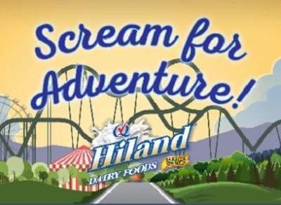 Hiland Dairy Ice Cream You Scream Sweepstakes