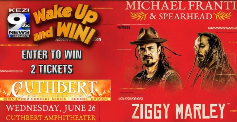 KEZI M Franti And Z Marley Concert Contest 2019 – Win Tickets