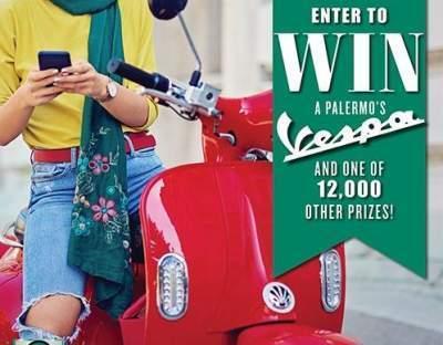 Palermo Villa 55th Anniversary Contest – Win A Gift Card