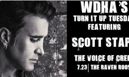 WDHA Turn It Up Tuesday with Scott Stap Contest
