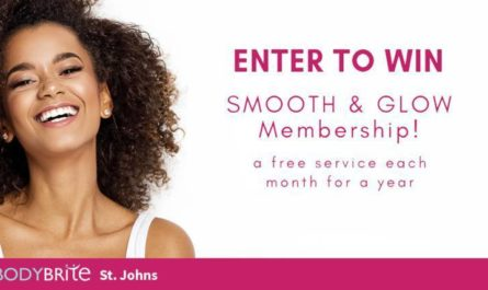 Smooth And Glow Membership Giveaway
