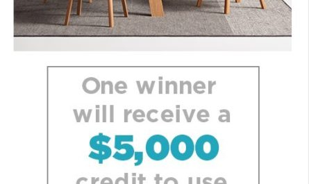 Elle Decor Blu Dot Sweepstakes