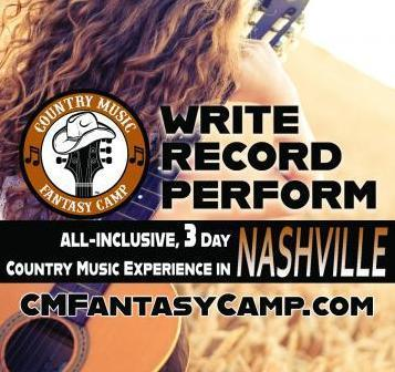 Country Music Fantasy Camp Giveaway