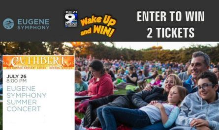 Kezi Eugene Symphony In The Park Sweepstakes 2019