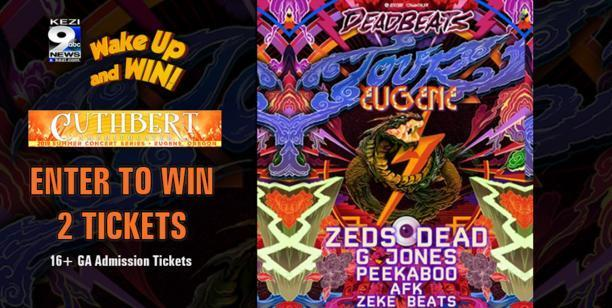 Kezi Wake Up And Win Deadbeats Sweepstakes