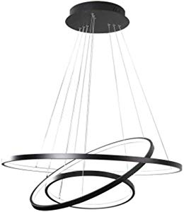 Houdes Dimmable Chandeliers Led Lighting Modern Three… Giveaway