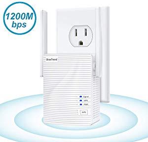 BrosTrend AC1200 WiFi Range Extender Giveaway