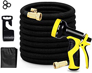 ATHLDYN 50ft Expandable Garden Hose Giveaway