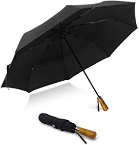 LEAGERA 54inch Large Umbrella Compact&amp Giveaway