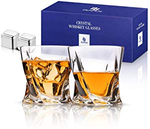PunPun Crystal Whiskey Glass set of 2 Giveaway