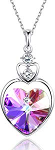 Sllaiss Love Guardian Heart Pendant Necklace Sweepstakes