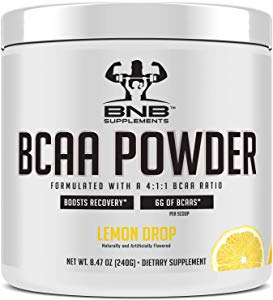 Branched Chain Amino Acids Powder Giveaway