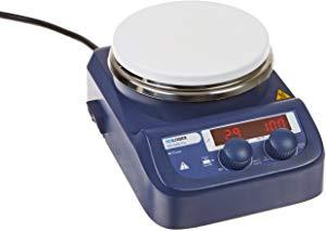 Digital Magnetic Hot Plate Stirrer Ceramic Coated Plate Giveaway