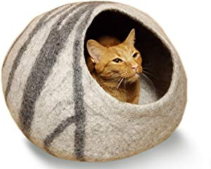 MEOWFIA Premium Cat Bed Cave Sweepstakes