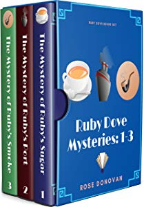 Ruby Dove Mysteries Sweepstakes
