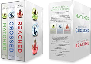 Matched Trilogy box set Sweepstakes