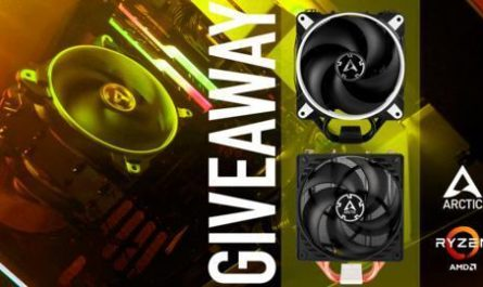 ARCTIC AMD Ryzen 3000 Cooling Giveaway
