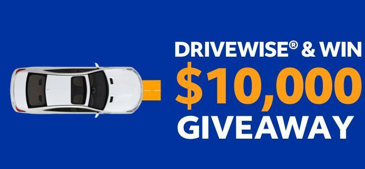 Allstate Drivewise & Win $10,000 Giveaway Sweepstakes