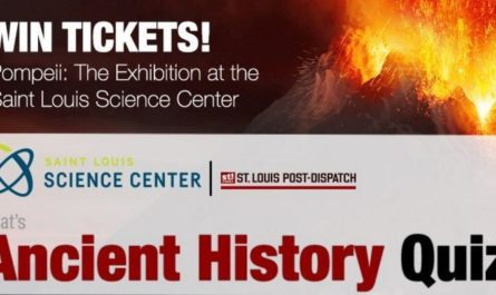 Saint Louis Science Center Ancient History Quiz Sweepstakes