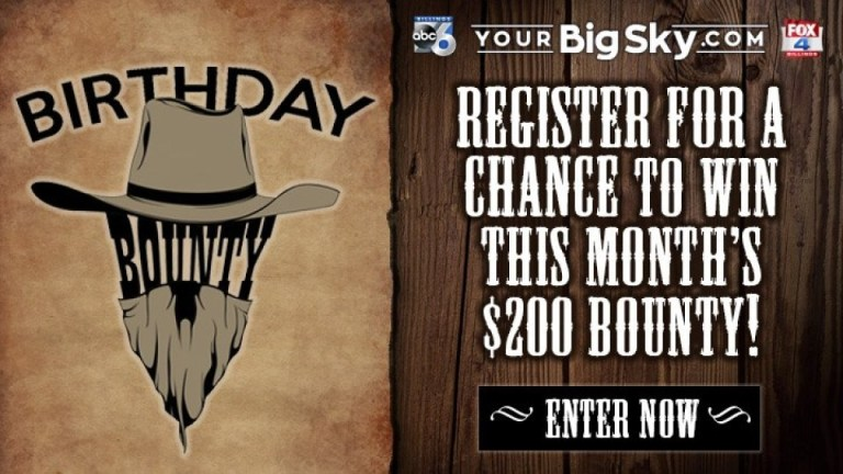 Birthday Bounty Sweepstakes – Win a gift card