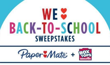 Box Tops Back To School Sweepstakes