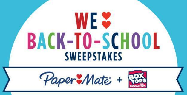 Box Tops Back To School Sweepstakes – Win Cash Prize