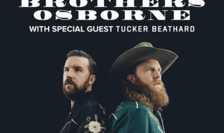 Brothers Osbourne Tickets Contest – Win Tickets