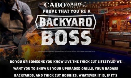 CaboWabo BackYard Bosses Contest