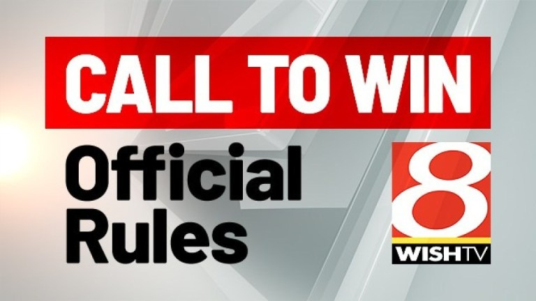 WISH TV Call to Win Sweepstakes 2019 - Win Cash Prize